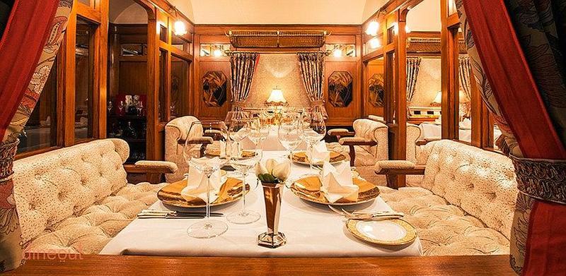 Orient Express - Taj Palace Chanakyapuri