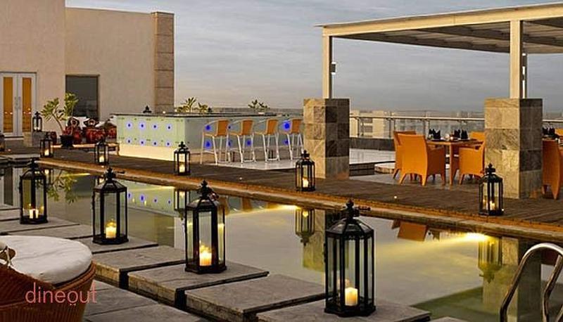 Addah - The O Hotel Koregaon Park