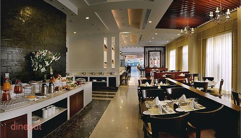 Cafe 55 - Park Inn Gurgaon Civil Lines