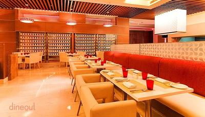 Cross Avenue - Radisson Blu Hotel, Greater Noida