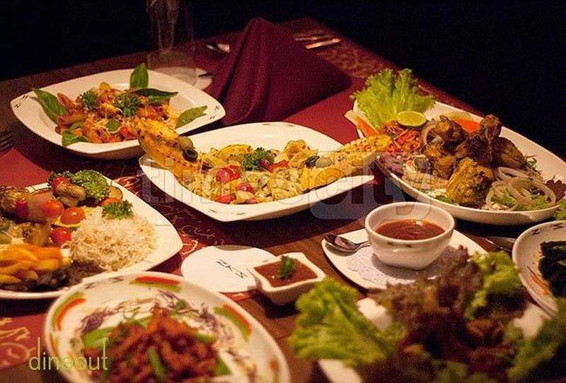 Zaheer Khan's Dine Fine Viman Nagar