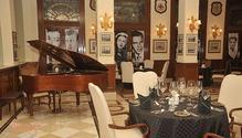 Nostalgia - The Imperial Hotel restaurant