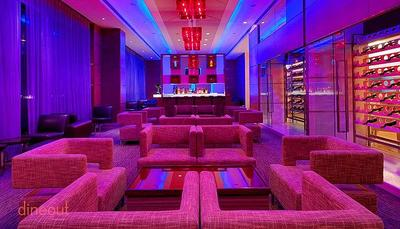 Scarlet Bar - Radisson Blu Hotel, Greater Noida