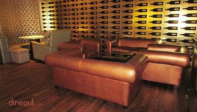 Pluto's Platinum Lounge