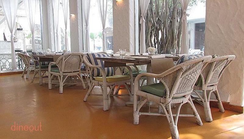 Olive Bar & Kitchen Mehrauli