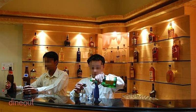 Saffron Restaurant & Bar Tathawade
