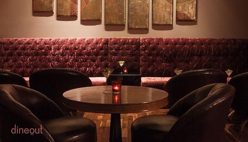 Insomnia Bar - Vivanta By Taj Ambassador Khan Market