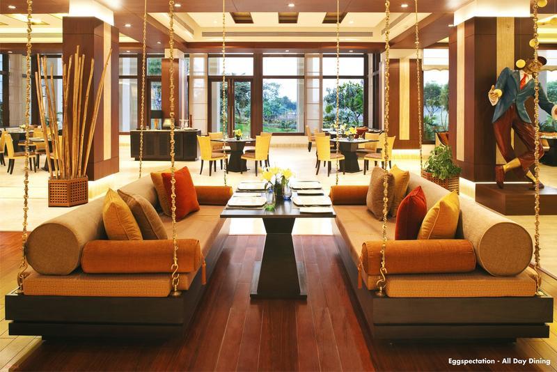 Eggspectation -Jaypee Greens Golf & Spa Resort Greater Noida