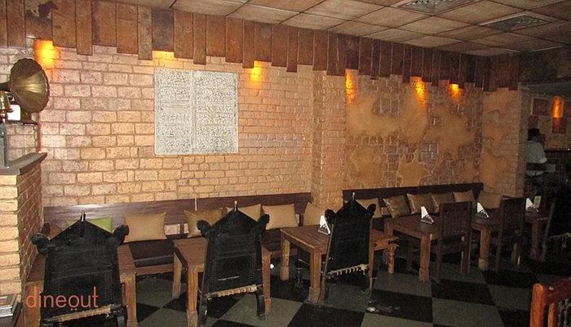 Boheme Cafe Bar Karol Bagh