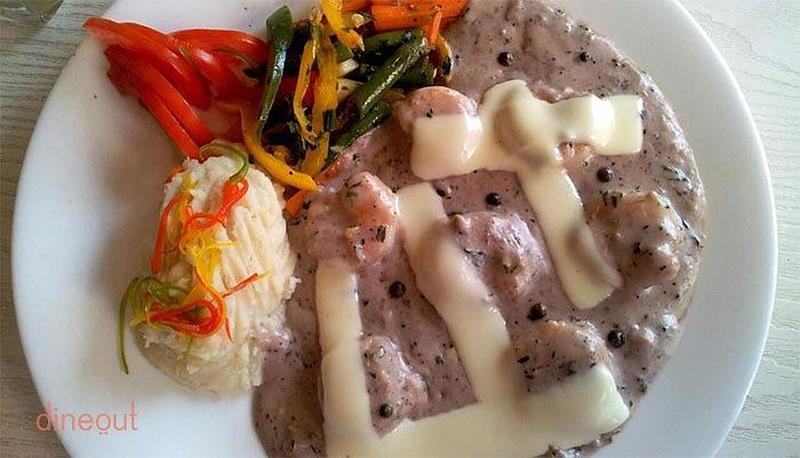 Cafe Mocambo Grille Kondhwa
