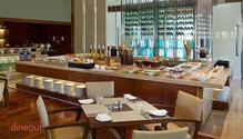 Collage - Hyatt Hyderabad restaurant