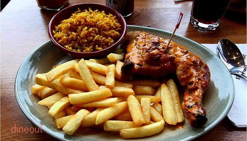 Nando's Connaught Place