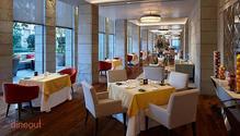 Elan  -The Lodhi Hotel restaurant
